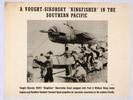 A VOUGHT-SIKORSKY 'KINGFISHER' IN THE SOUTHERN PACIFIC