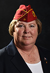National Vice Commander Paula Stephenson