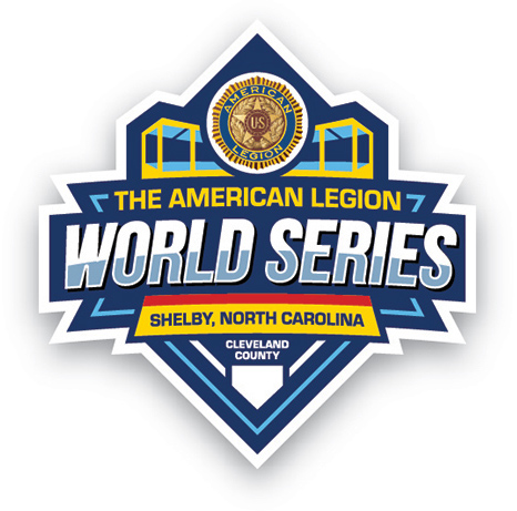 The American Legion World Series Logo