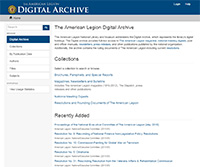 American Legion Digital Archive