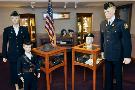 The Emil A Blackmore Museum The American Legion