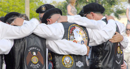 About the Riders   The American Legion