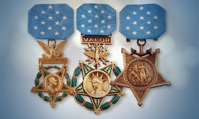Veterans Inaugural Ball Medal of Honor