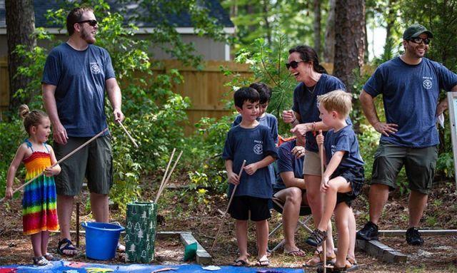 Legion posts host Legion Family Play Day