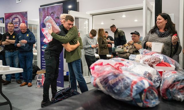 Donations to American Legion Charities support several programs
