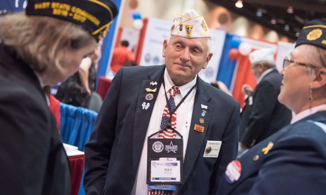 Department adjutants: submit convention assistant sergeants-at-arms recommendations