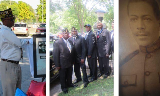 American Legion honors Black History Month