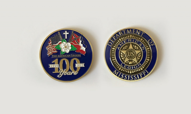 The American Legion's 100th anniversary