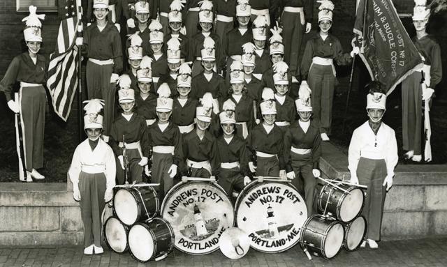 Legionnaire searches for drum, bugle corps memorabilia