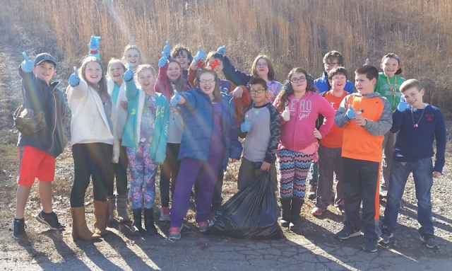 Anti-litter movement educates youth