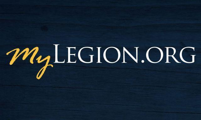 Renew your membership through MyLegion.org