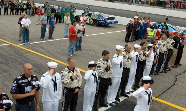 New Hampshire to kick off centennial at NASCAR event