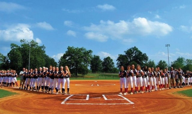 North Carolina makes history with softball league | The American Legion
