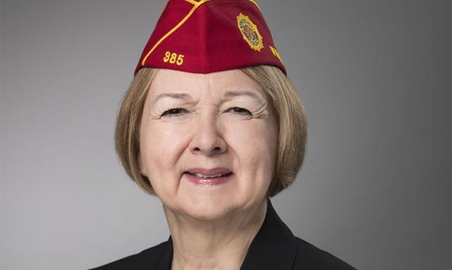 American Legion's foundation of service