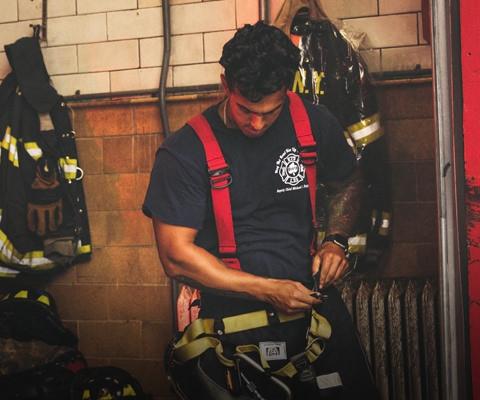 National Firefighter