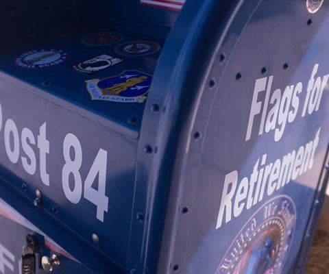 Flag Display FAQ