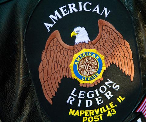 Legion Riders Gear