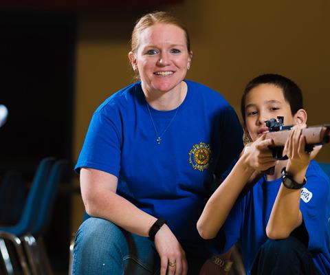 Junior Shooting Sports