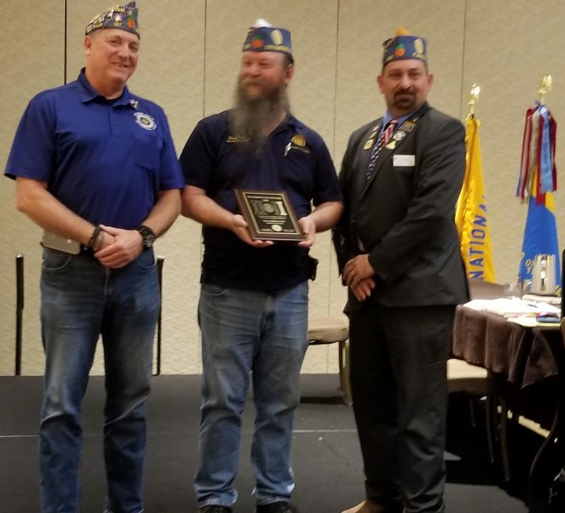 National SAL Photos in Service awarded