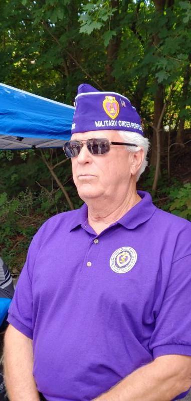 Purple Heart Trail dedicated