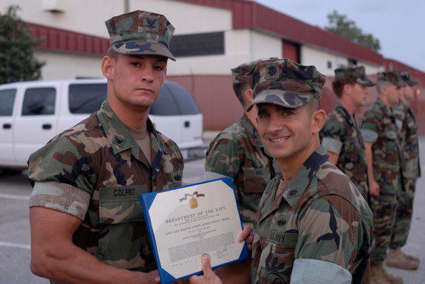 A Seabee's story