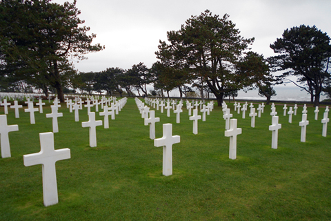 A visit to Normandy