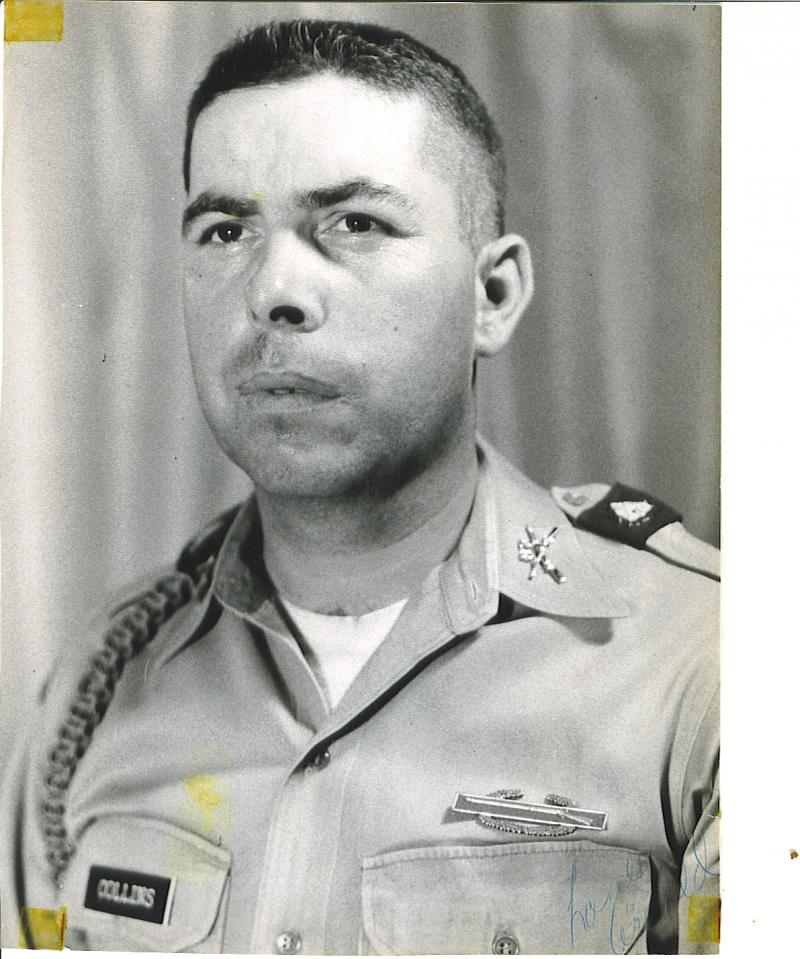 Lt. Col. (ret.) Arnold Collins Jr. - World War II, Korea and Vietnam