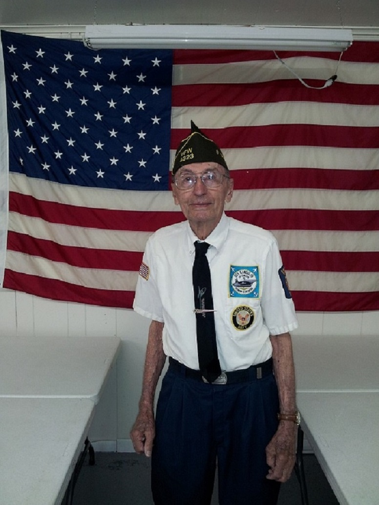 Honor Guard member still going strong at age 92
