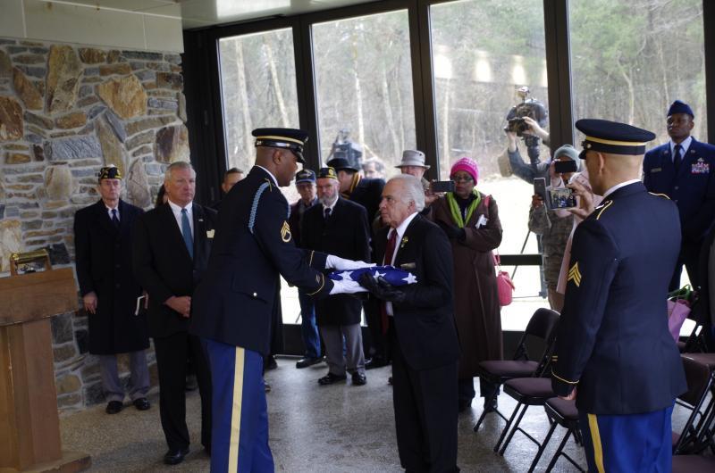 No veteran should be buried alone