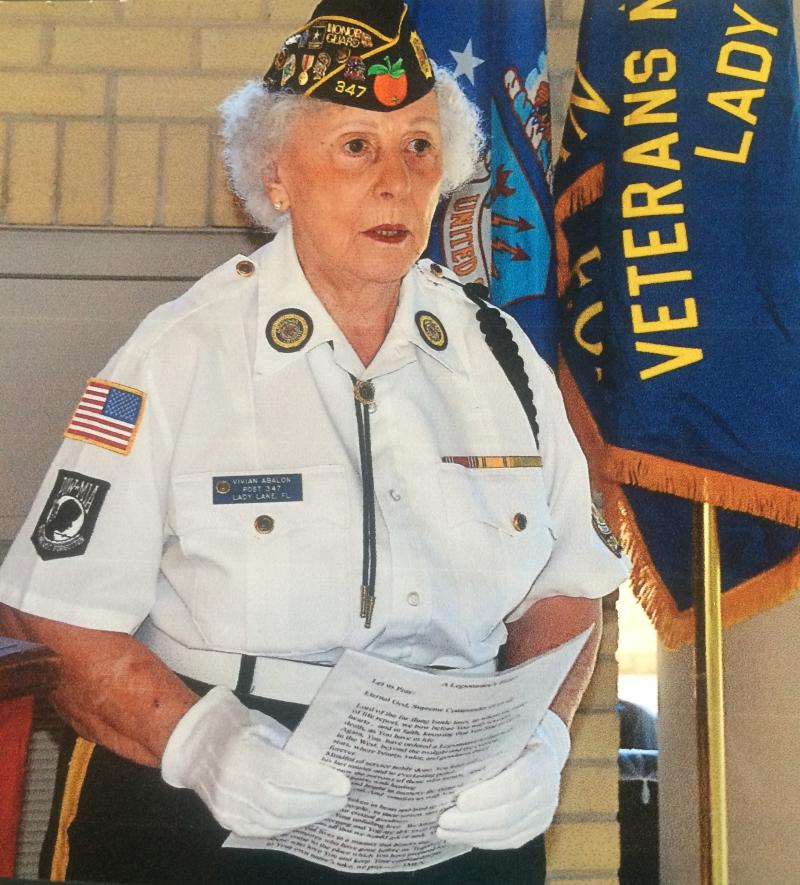 Florida Legionnaire continues to serve our nation, 72 years and counting