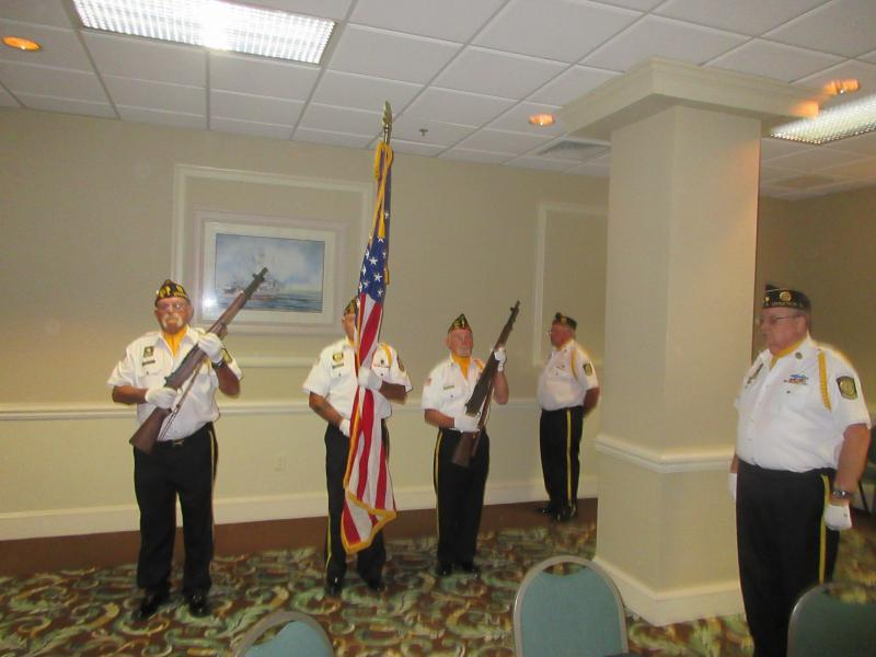 Little River, S.C., Honor Guard