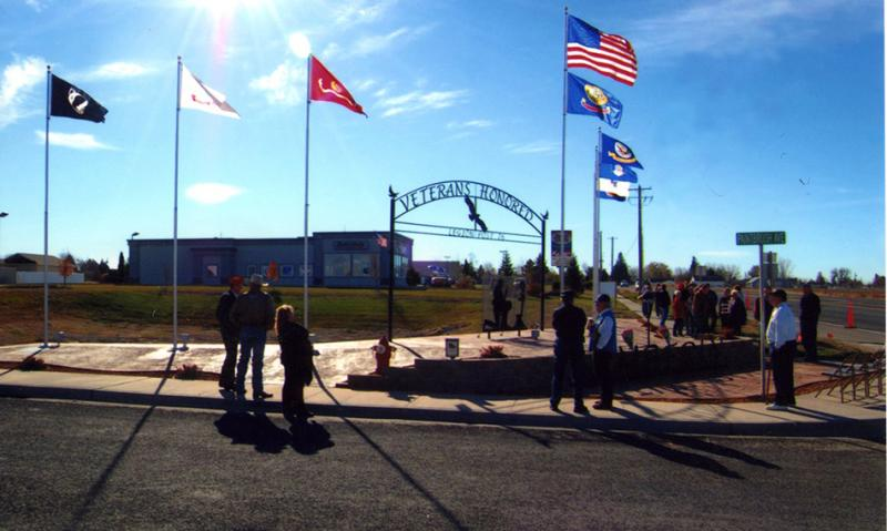 Idaho post memorial shows 'you don't have to be a big organization' to honor veterans