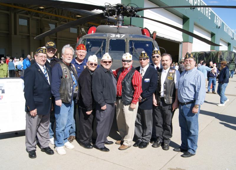 New Hampshire honors Vietnam veterans