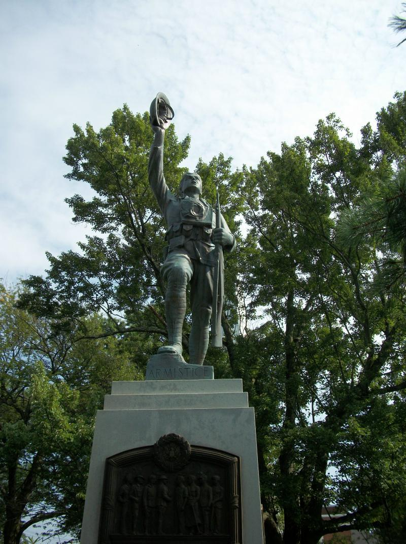 West Haven, Conn., World War I Memorial