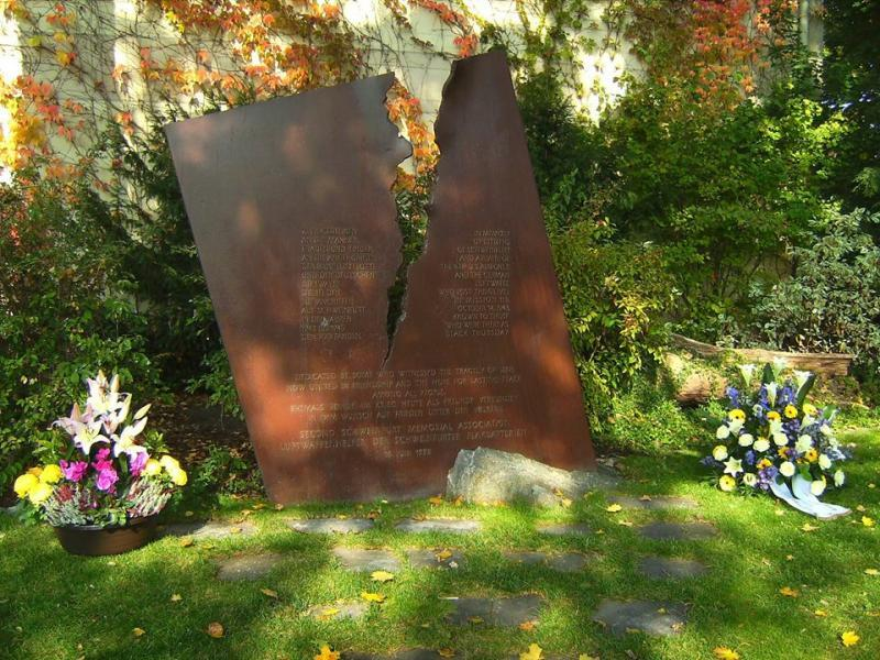 """Mission 115 (Oct. 14, 1943) """"Black Thursday"""" Memorial"""