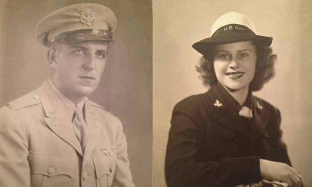 WWII veteran serves country through commemorating family, other servicemembers