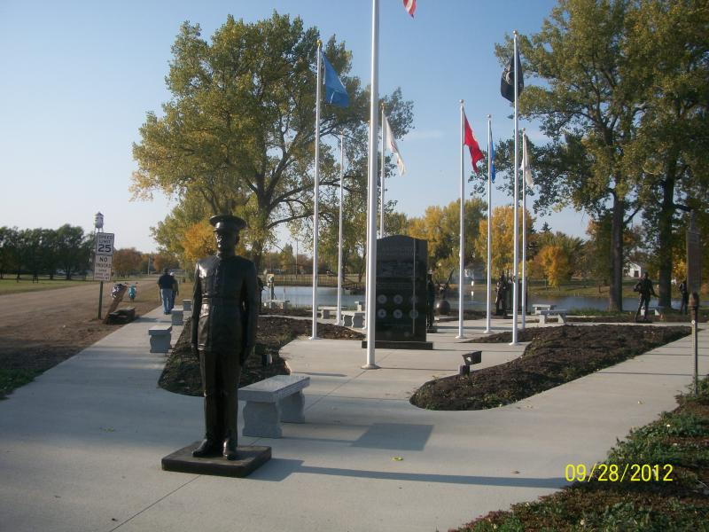 Arlington Veterans Memorial
