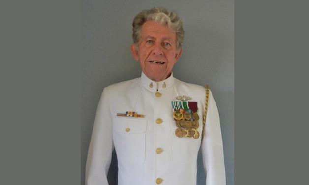 80-year-old veteran still serving