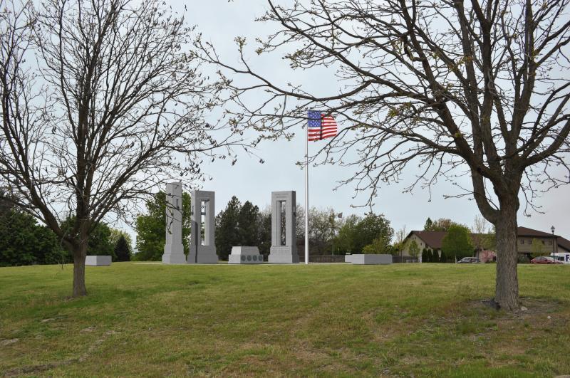 Walla Walla County World War II Monument dedicated