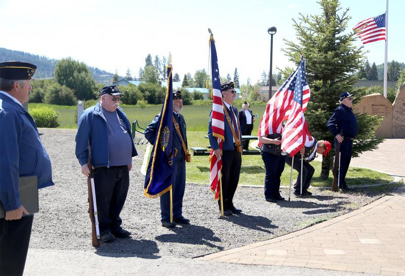 Coeur d'Alene Tribe Warrior Veterans Memorial & Veteran's Memorial Park