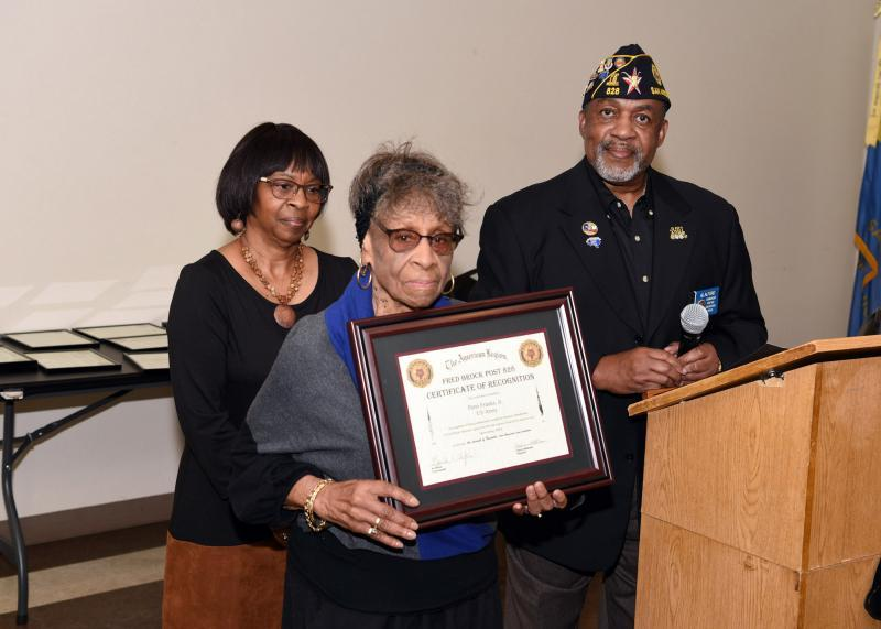 American Legion Post 828 hosts annual Veterans Day Ceremony
