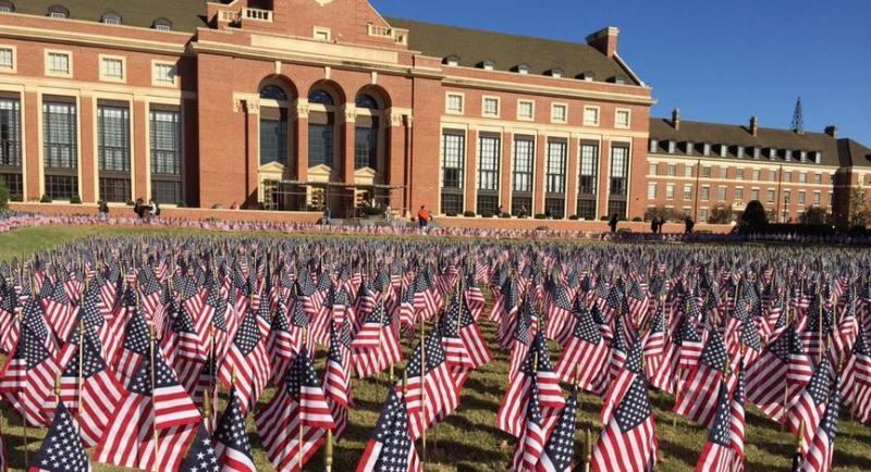Legion hears about impressive Oklahoma State University veterans