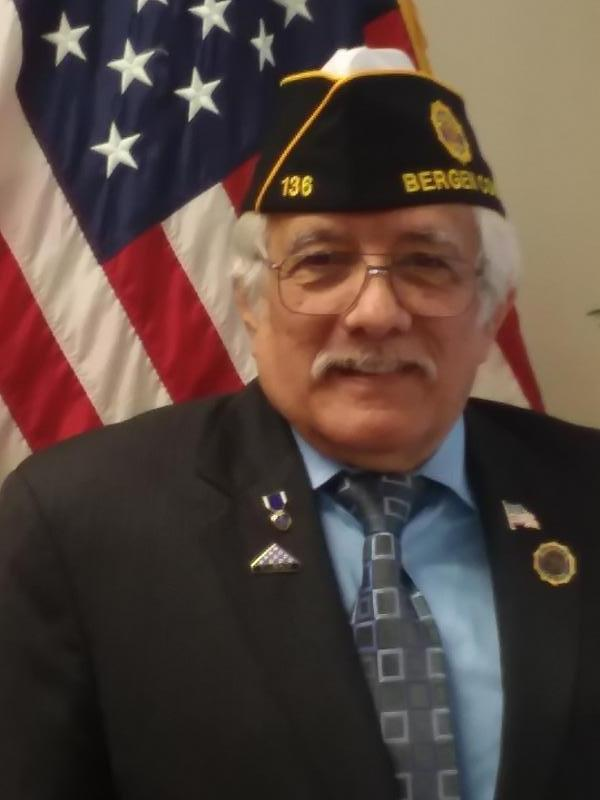 Bergen County (NJ ) American Legion installs officers; Fran Carrasco of Lodi installed as 87th commander