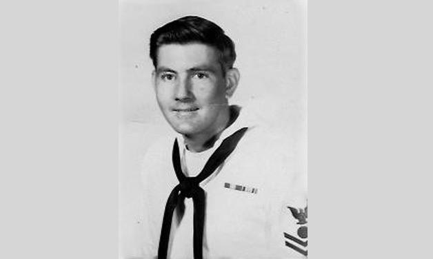 U.S. Navy, 1964-1968,  US. Newport News (CA-148)