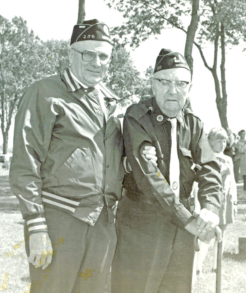 Clinton, MN Legionnaire Among First American Legion Members