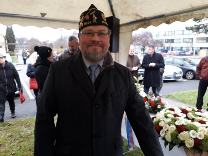 ESSO77 20th Remembrance Ceremony at Geilenkirchen Air Base