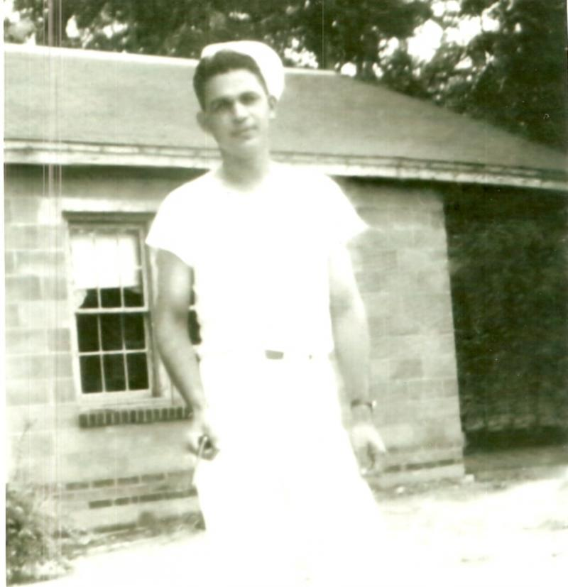 Family Tradition - Serving in the United States Navy