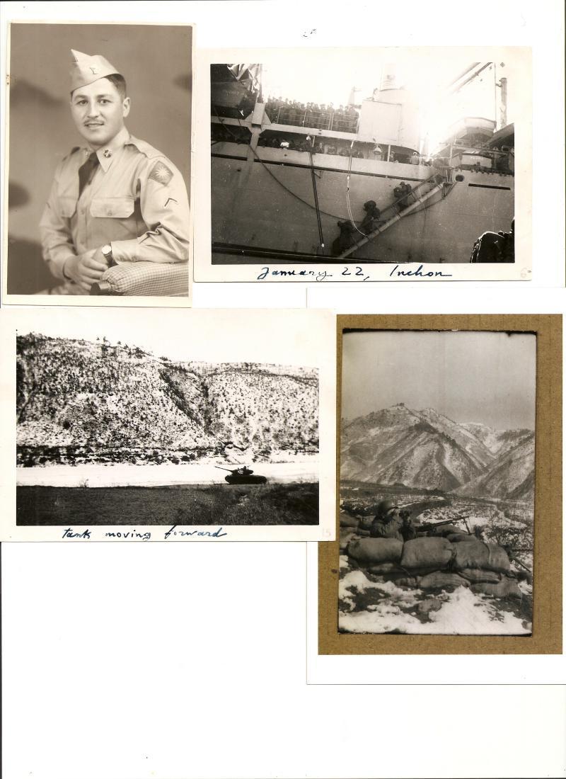 Korean War experiences of James (Demetrios) C. Siotas - From War to War (Part 1)