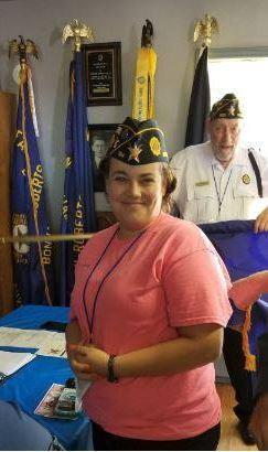 Working mom, post-9/11 veteran accepts district role
