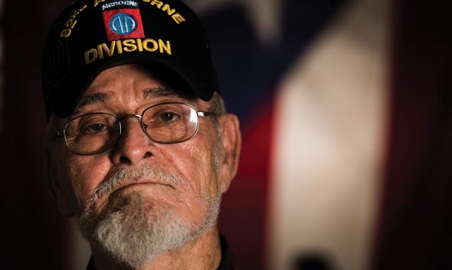 Compassionate Rambo The American Legion